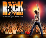 UK Tours We Will Rock You